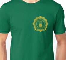 Pineapple Brigade (Badge Style) Unisex T-Shirt