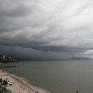 The Storm is coming - Viene la Tormenta by PtoVallartaMex