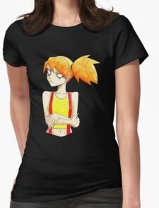 Pokemon - Misty Womens Fitted T-Shirt