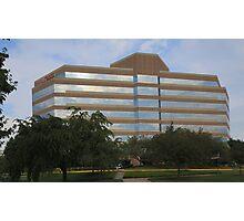 Office Building, Fairfax VA Photographic Print