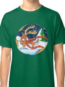 Sweet Sleigh Puller Classic T-Shirt