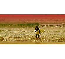 A Surfing I Will Go Photographic Print