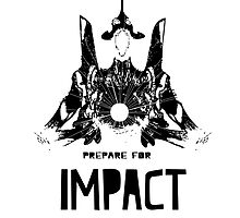 Evangelion Impact by TheBeardedPen
