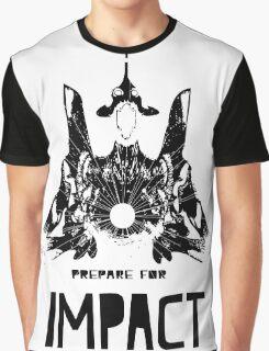Evangelion Impact Graphic T-Shirt