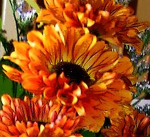 Autumn Bouquet by Kathleen Stephens