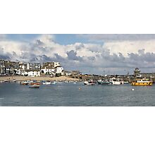 A Postcard From St Ives Photographic Print