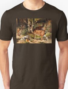 Deer in the Forest T-Shirt