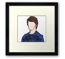 Ariel Conroy Framed Print