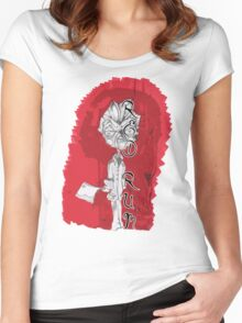 red rum Women's Fitted Scoop T-Shirt