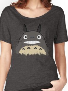Totoro paint Women's Relaxed Fit T-Shirt
