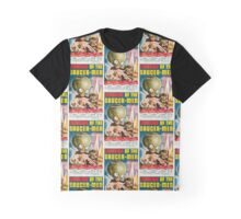 Grindhouse Lounge presents: Invasion of the Saucer-Men Graphic T-Shirt
