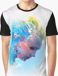 Face Graphic T-Shirt