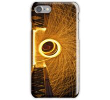 Wire Wool Spin iPhone Case iPhone Case/Skin