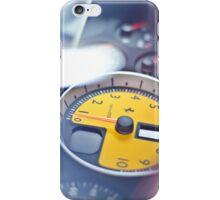 Ferrari Rev Counter iPhone Case iPhone Case/Skin