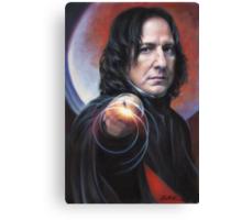 Defense Against the Dark Arts, Professor Snape Canvas Print