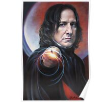 Defense Against the Dark Arts, Professor Snape Poster