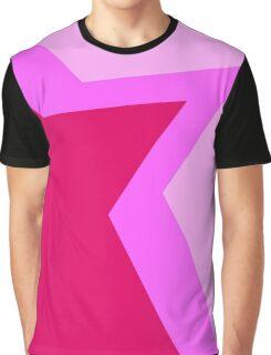 Garnet's Shirt Design - Steven Universe Graphic T-Shirt