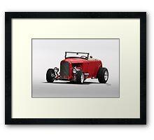 1932 Ford Roadster 'Hemi-Rod' I Framed Print