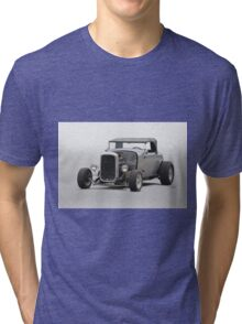 1932 Ford Roadster 'Gray Wolf' II Tri-blend T-Shirt