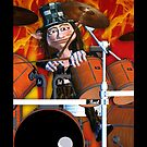 Mad as a drummer by Moonlake