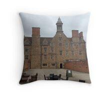 Rufford Abbey, Nottinghamshire 1 Throw Pillow