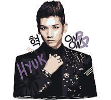 VIXX - Hyuk Photographic Print