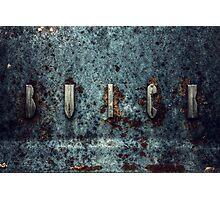 Buick Photographic Print