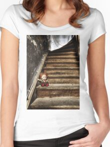 TRASH DOLL Women's Fitted Scoop T-Shirt