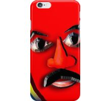 REDD MANN iPhone Case/Skin