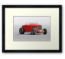 1932 Ford 'Road Warrior' Roadster Framed Print