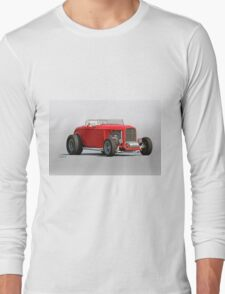1932 Ford 'Road Warrior' Roadster Long Sleeve T-Shirt