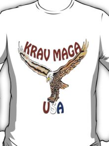 Krav Maga USA Eagle T-Shirt