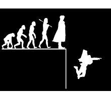 Sherlock Evolution Photographic Print