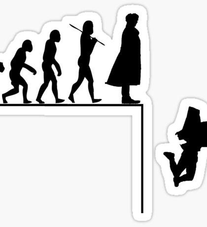 Sherlock Evolution Sticker