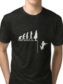 Sherlock Evolution Tri-blend T-Shirt