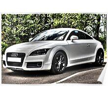 Audi HDR Poster