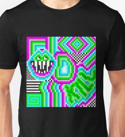happy kill Unisex T-Shirt