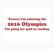 Reading Olympics Kids Tee