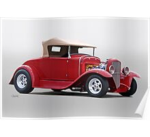 1932 Ford 'Rag Time' Roadster Poster