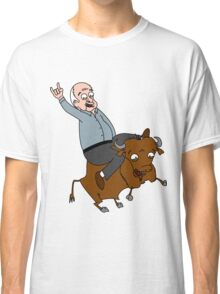 Higgs Bison Classic T-Shirt