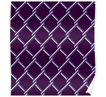 MESH FENCE Poster