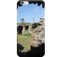 Brunton Calciners Botallack Cornwall iPhone Case/Skin