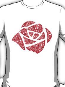 - Rose - T-Shirt