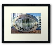 The Second Coming Framed Print