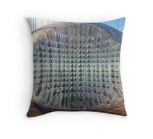 The Second Coming Throw Pillow