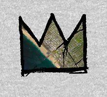 "Basquiat ""King of Santa Monica"" Unisex T-Shirt"