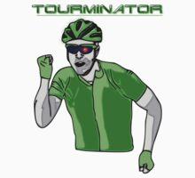 Tourminator One Piece - Short Sleeve