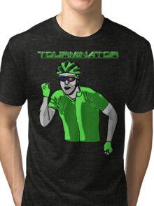 Tourminator Tri-blend T-Shirt