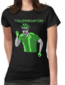 Tourminator Womens Fitted T-Shirt