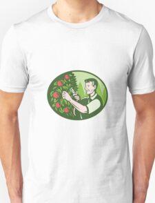 Horticulturist Farmer Pruning Fruit T-Shirt
